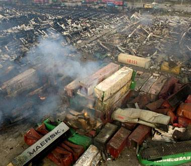 Death Toll for Massive Tianjin Blasts Rises to 114