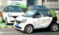 Car2go expects big growth in vehicle-sharing market