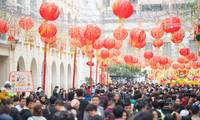 China sees robust consumption during Spring Festival holiday