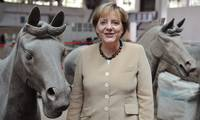 Chinese cities where Merkel left footprints and forged friendships