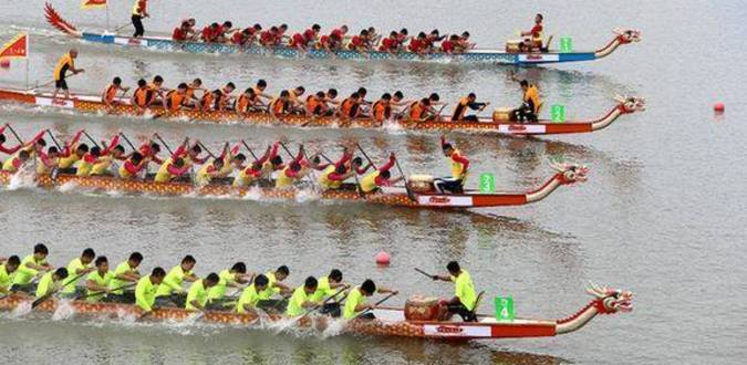 Dragon Boat Festival a popular event at home and abroad