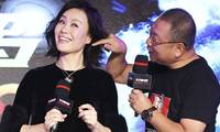 Vivian Wu Promotes New Comedy Film 'Father and Son'