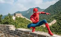 Spider-Man's box office success in China leads to wave of fan art