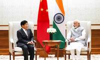 Modi meets Chinese police chief on law enforcement, security