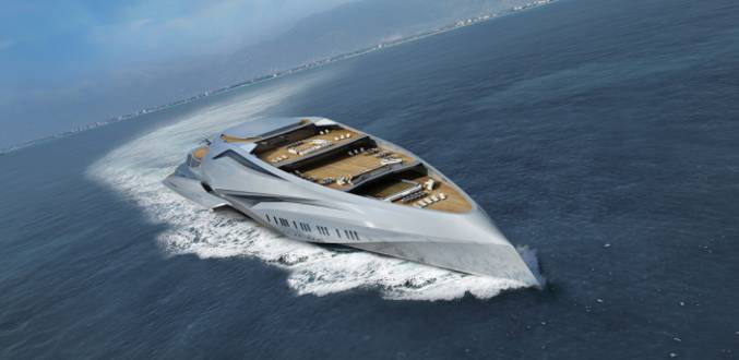 This 751-Foot superyacht is going to set the world record