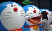 Doraemon Exhibition Kicks off in Chengdu