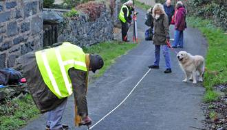 welsh street named steepest in world; new zealand loses out